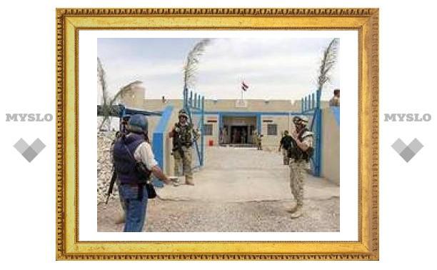 США построят военную базу на границе с Ираном
