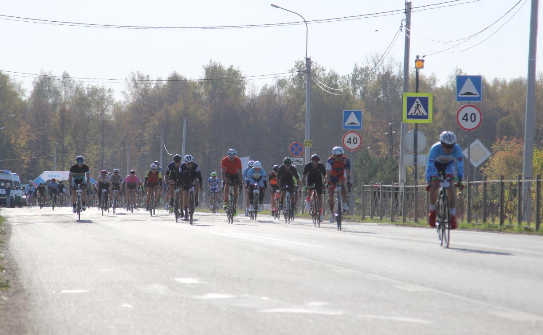 Велогонка Gran Fondo Russia в Тульской области: фоторепортаж