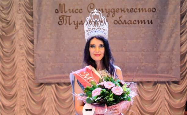 Ольга Черюканова стала «Мисс Студенчество – 2014»