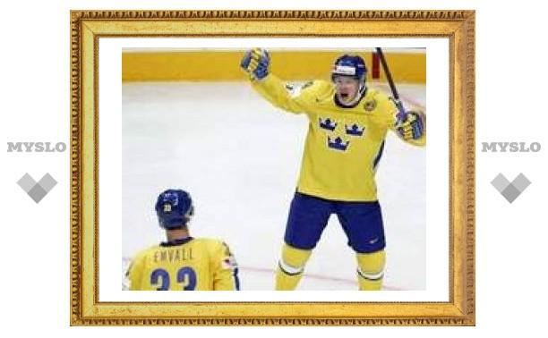 Швеция стала вторым полуфиналистом ЧМ-2007