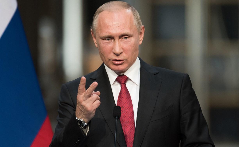 Владимир Путин внес в Госдуму поправки к пенсионной реформе