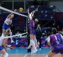 Волейболистки «Тулицы» обыграли «Спарту»: фоторепортаж