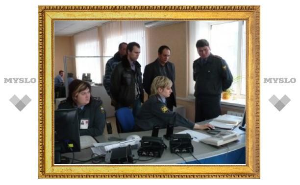 Правозащитники контролируют тульскую полицию