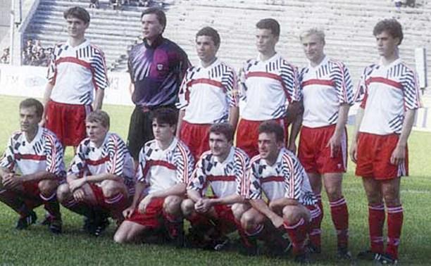 Аленичев играл против тульского «Арсенала» в составе «Локомотива»
