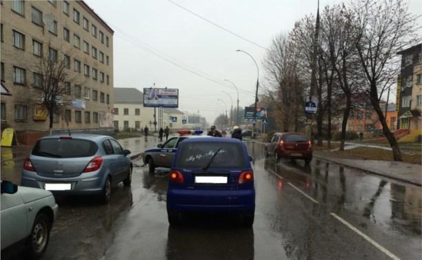 В Тульской области водитель насмерть сбил женщину-пешехода
