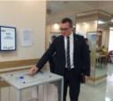 Валерий Шерин: «День выборов – серьёзное событие для каждого гражданина!»