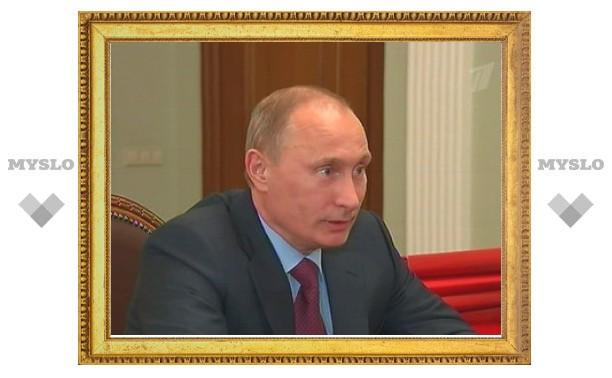 Путин поддержал идею диспансеризации пожилых людей