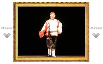 В Туле выбирают лучшего певца России