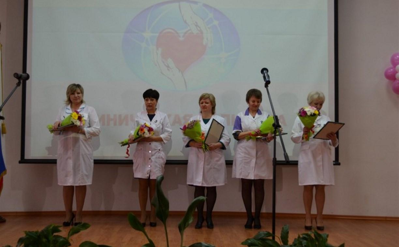В Новомосковске определили лучших медсестёр