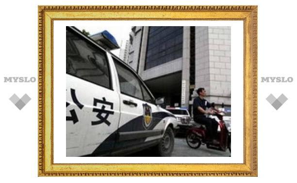 Китаец устроил бойню в полицейском участке: 5 погибли, 9 ранены