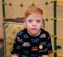Восьмилетнему Максиму Столярову из Щёкино нужна помощь
