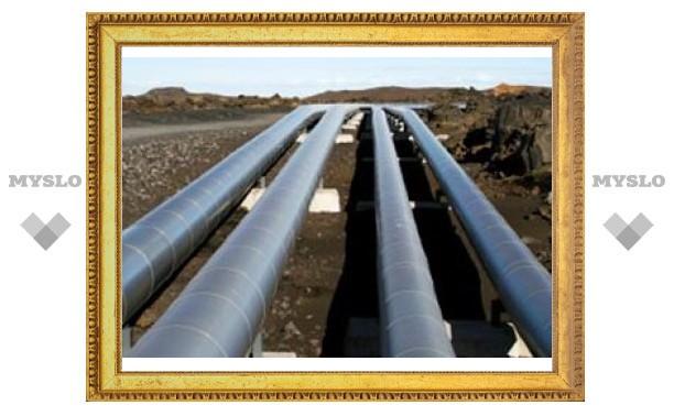 Белоруссия восстановила работу российского трубопровода
