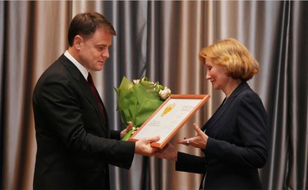 Владимир Груздев поздравил тульских учителей