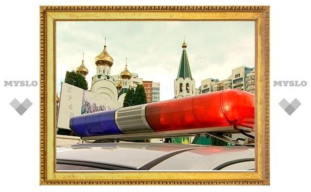 В тульских храмах на Рождество будет дежурить полиция