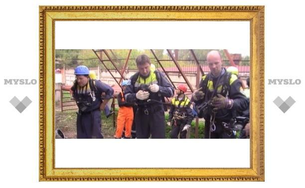 Кто в Туле самый быстрый спасатель?