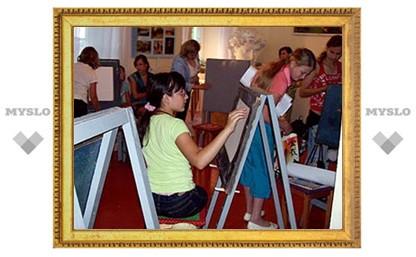 Богородицкая детская художественная школа отметила юбилей