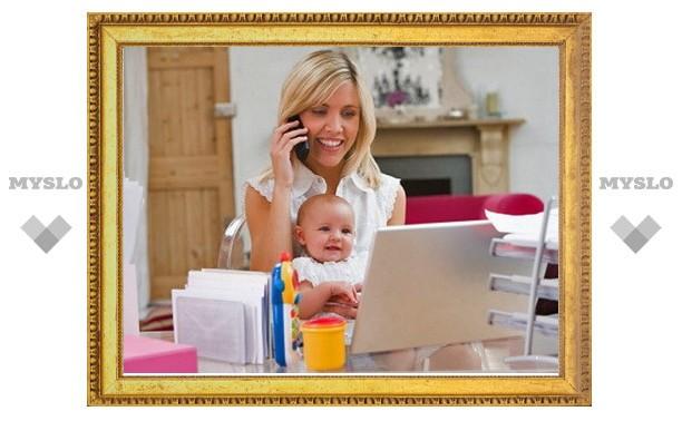 Мамам планируют продлить период выплат по уходу за ребенком