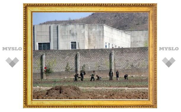 Северная Корея увеличила размеры трудовых лагерей