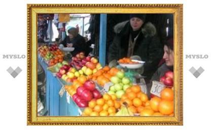 Тулякам продадут дешевые фрукты