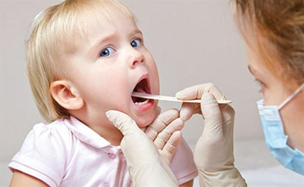 В Тульской области зафиксировано уже 14 случаев заболевания энтеровирусной инфекцией