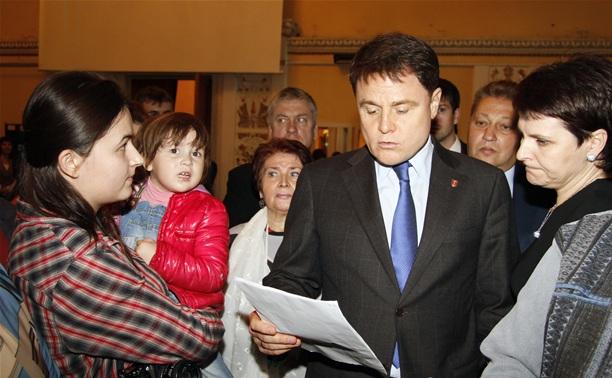 Владимир Груздев проведет встречу с жителями Воловского района