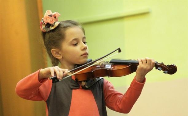 21 ноября выберут лучшего скрипача Тульской области