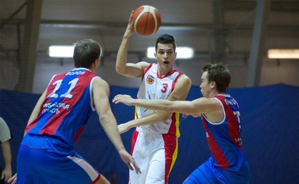 Ведущий игрок баскетбольного «Арсенала» перешёл в БК «Тамбов»
