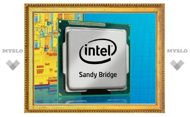 Intel представила процессоры Pentium на архитектуре Sandy Bridge