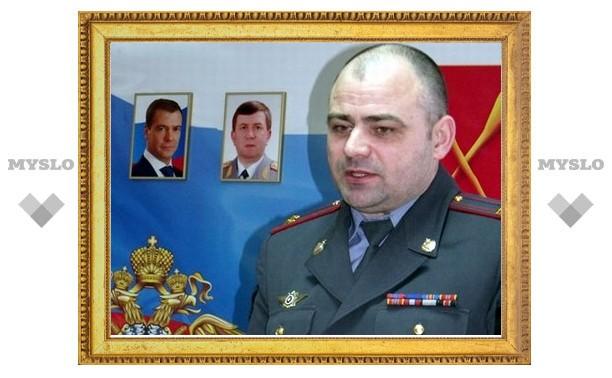 Начальник алексинского УВД обратился к жителям за помощью
