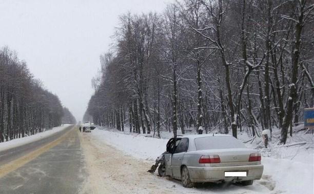 В результате ДТП на трассе «Крым» погиб водитель Chery
