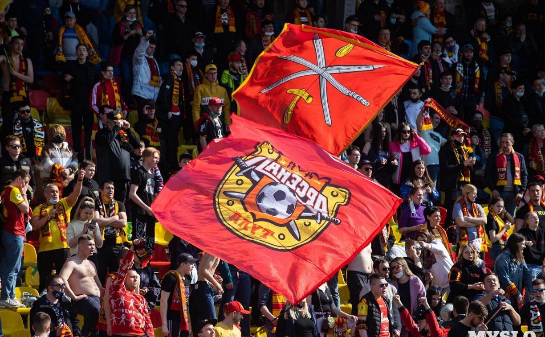13 апреля в Туле стартует продажа билетов на матч «Арсенал» — «Тамбов»
