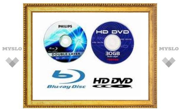Paramount и DreamWorks поддержали формат HD-DVD