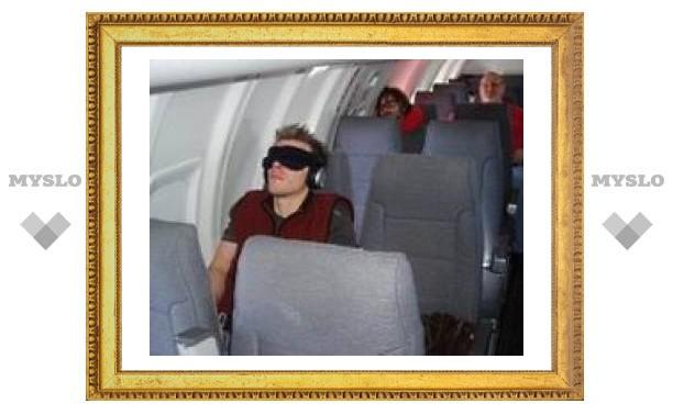 Как заснуть в самолете, не напиваясь (СОВЕТЫ ТУРИСТАМ)