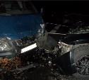 Пьяный водитель на «Сузуки» въехал в грузовую «Газель»