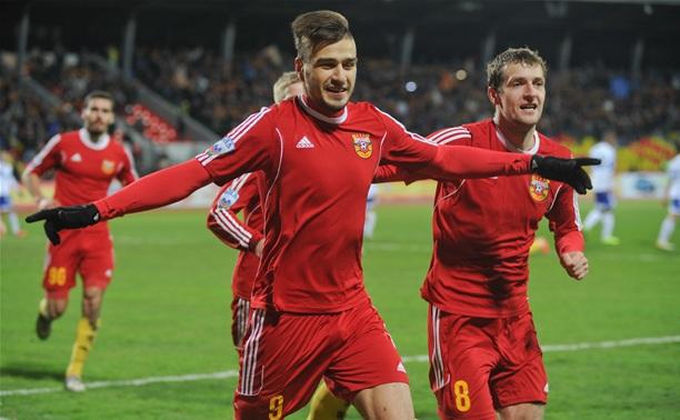 Тульский «Арсенал» вернулся в тройку лидеров