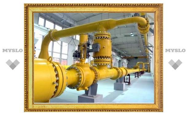 Снижение транзита газа через Украину превысило 40 процентов