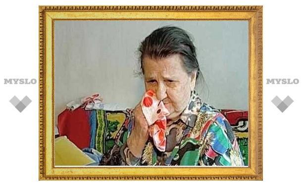 В Туле мошенники обманули 80-летнюю женщину