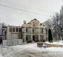 В Туле восстанавливают сгоревший ресторан «Петр Петрович»