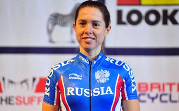 Тульская велогонщица стала третьей в общем зачете Кубка мира