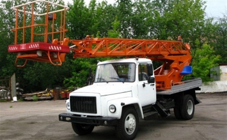 В Суворове машиниста осудили за падение рабочих с автовышки