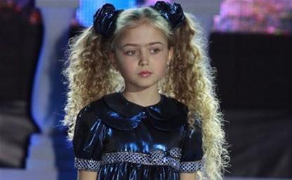 Софья Фисенко вошла в первую тройку отборочного конкурса детского «Евровидения»
