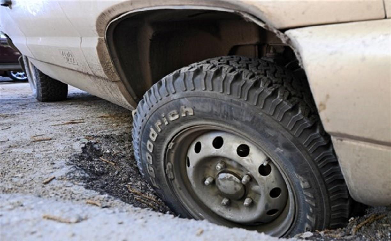Туляки могут пожаловаться в ГИБДД на разбитые дороги