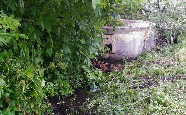 ОНФ добился устранения нарушений в работе очистных сооружений в деревне Яблонево
