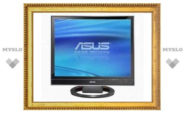 LS201: ультратонкий монитор от ASUS
