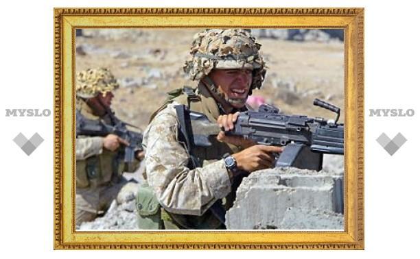Война в Ираке поссорила британских и американских военных