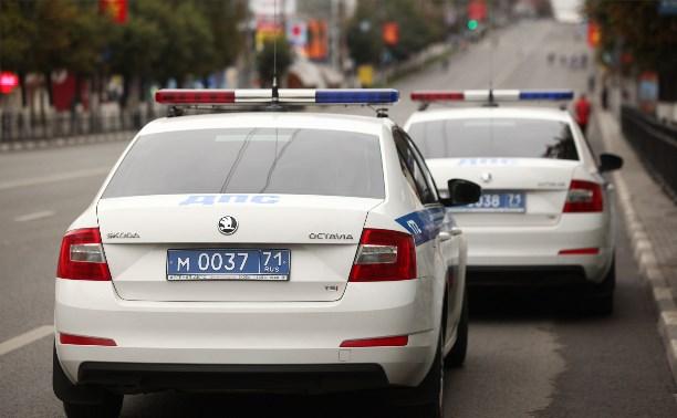 В Тульской области введен план «Перехват» для поимки грабителей Сбербанка в Крапивне