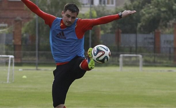 Полузащитник Сергей Игнатьев вернулся в «Арсенал»