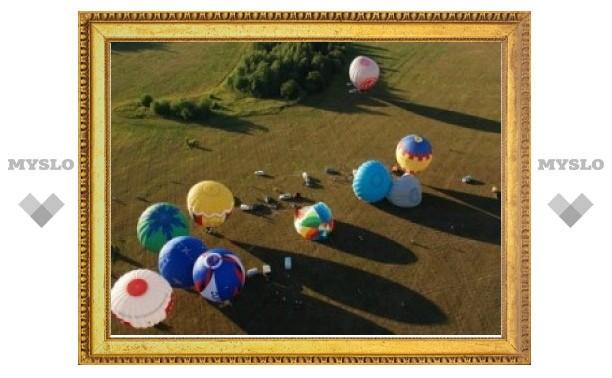 В Туле пройдет Всероссийский чемпионат по воздухоплаванию 2013 года