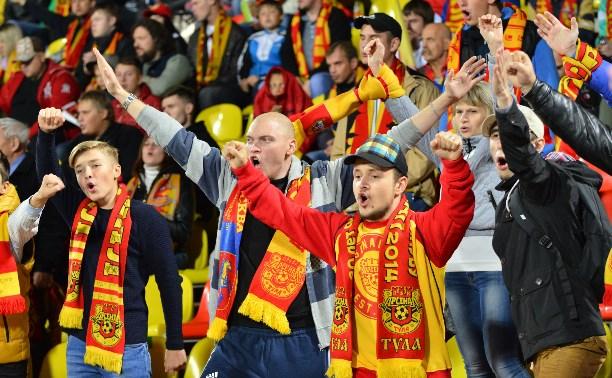 «Арсенал» одержал уверенную победу над «Сибирью»: 3:1