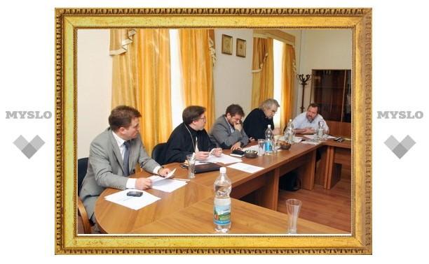 Состоялось очередное заседание коллегии Синодального информационного отдела